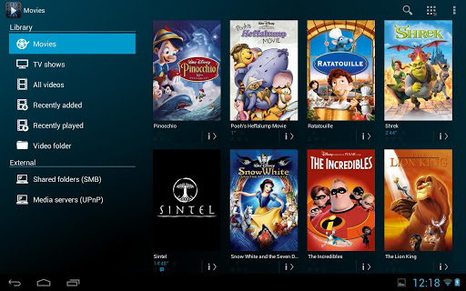 best free movie player apps for android