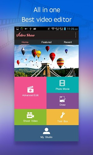 VideoShow Pro – Video Editor v5 0 5 Free Download APK+OBB | warehouseapk